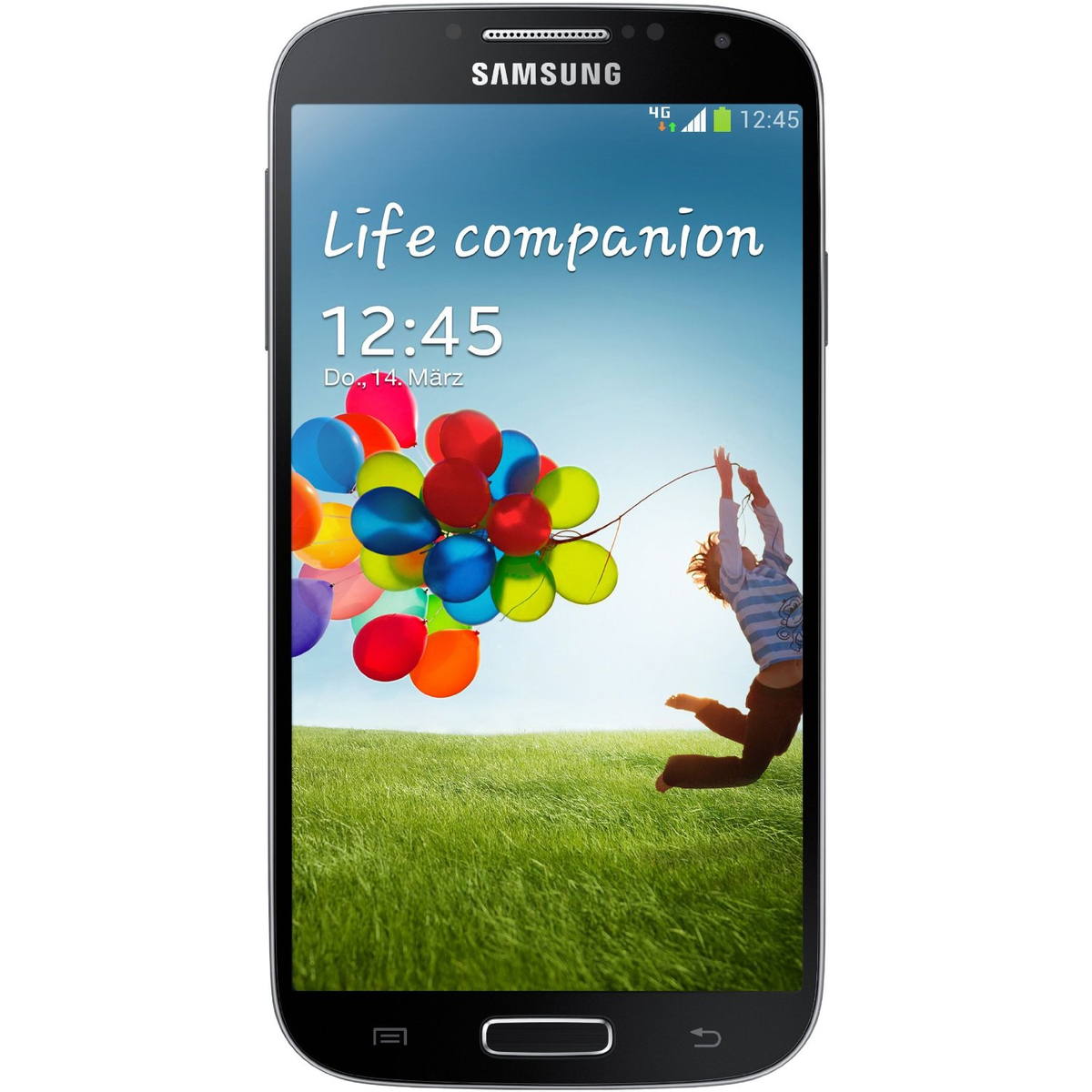 Samsung Galaxy S4 Smartphone Black Edition 16 GB