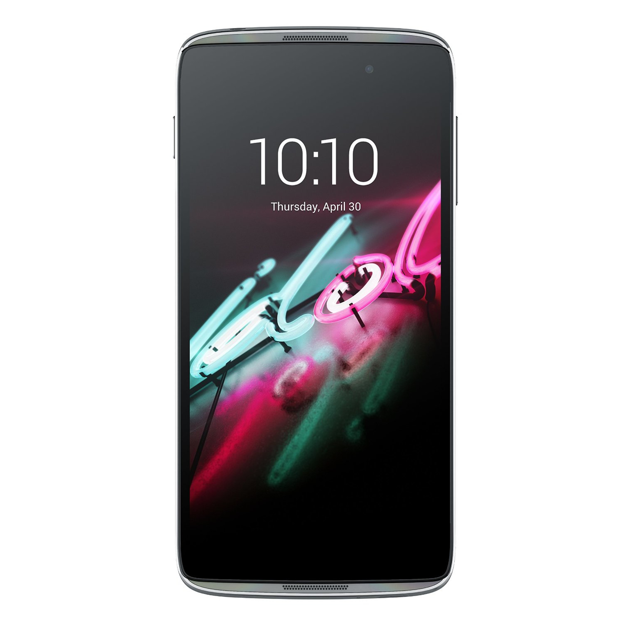 Alcatel Onetouch Idol 3 Smartphone Quad Core Dual-SIM, 16GB) dark grey