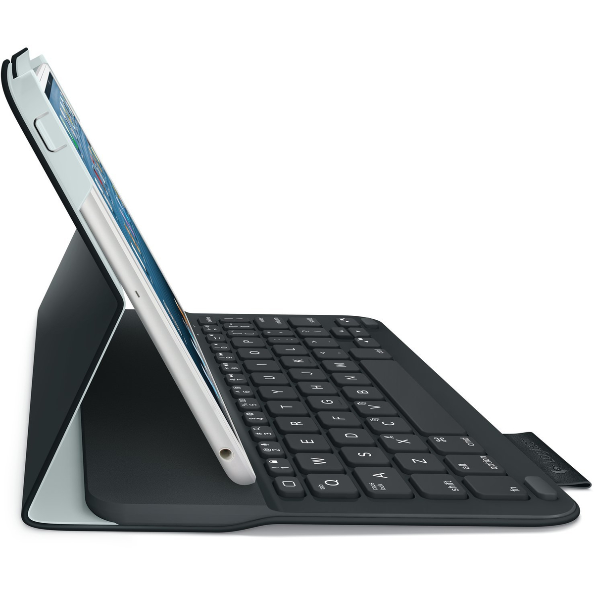 Logitech Ultrathin Keyboard Folio m1 iPad mini Black QWERTZ