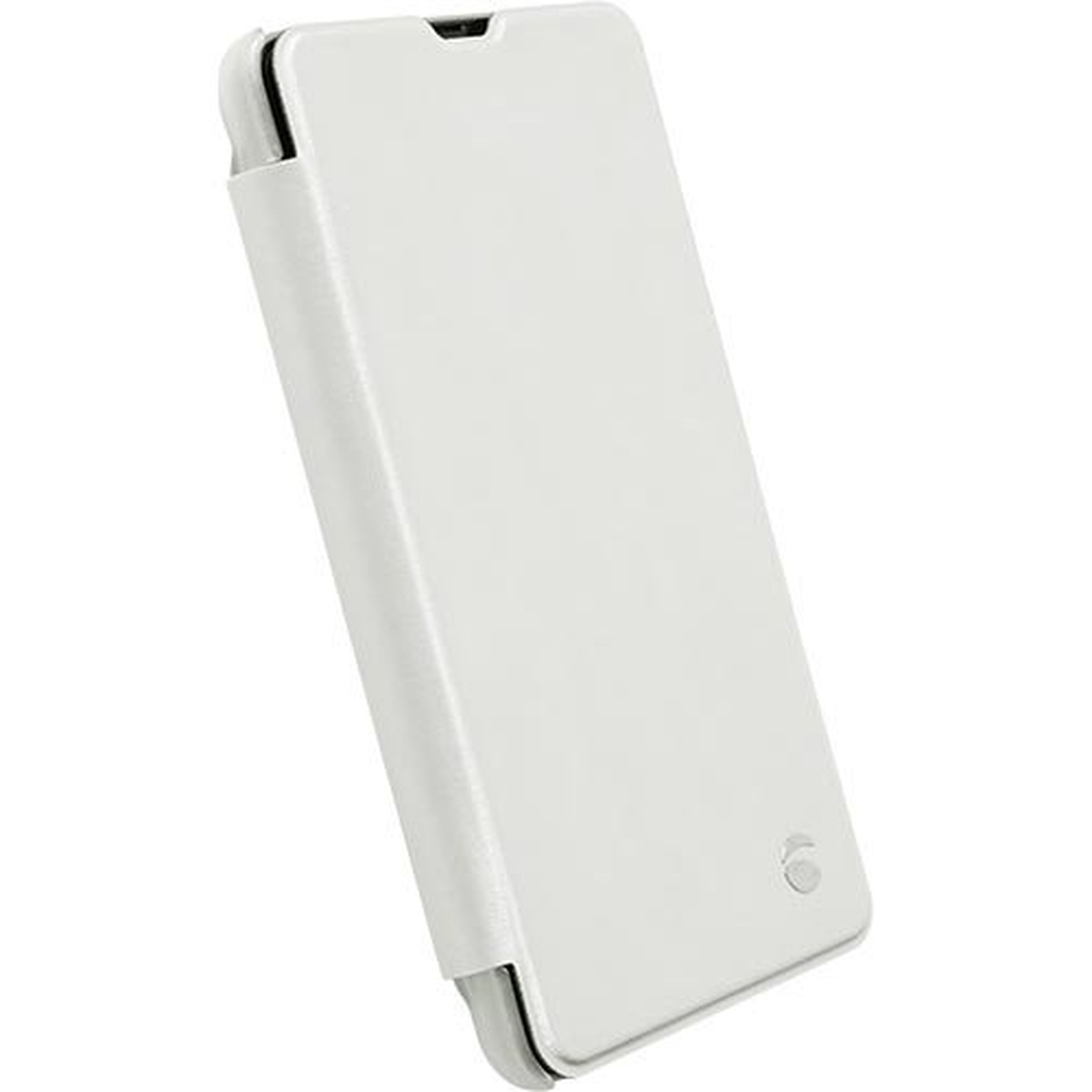 Krusell Book Cover Boden Flip Cover Microsoft Lumia 535 wei�
