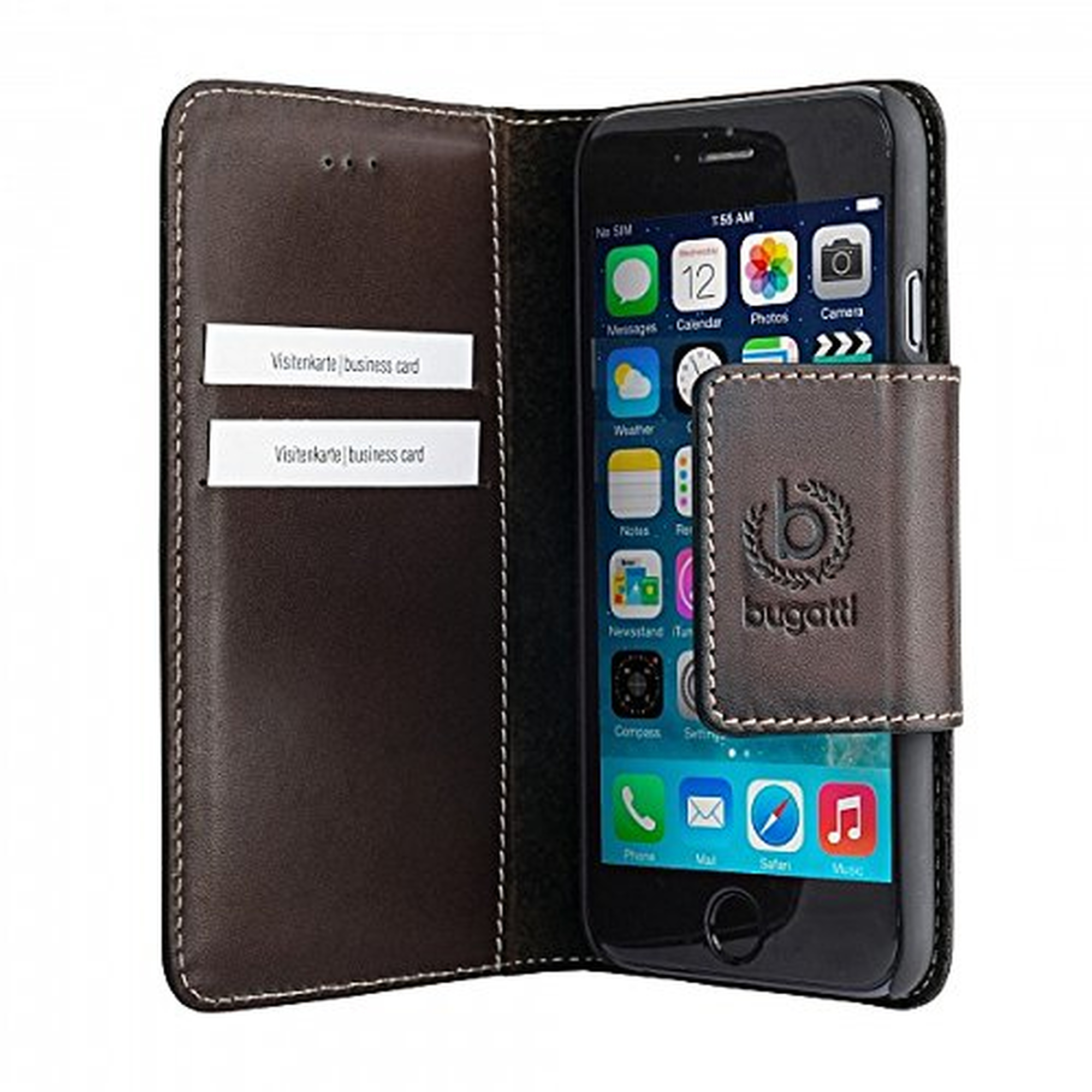 Bugatti BookCover Amsterdam Apple iPhone 6 Plus 6s Plus