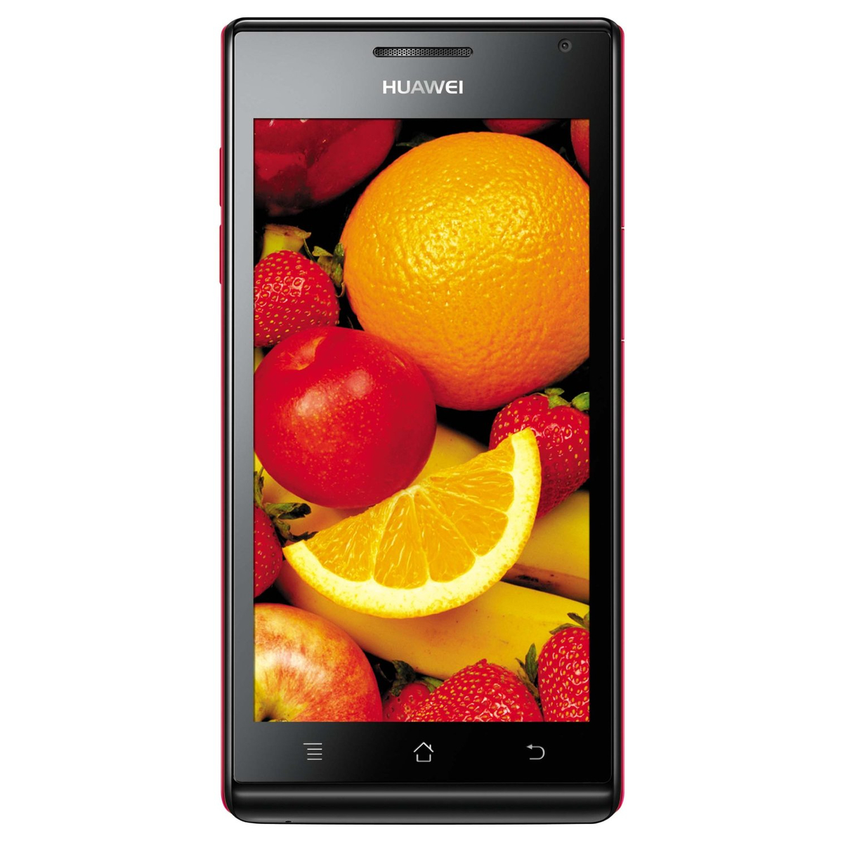 Huawei Ascend P1 Smartphone rot