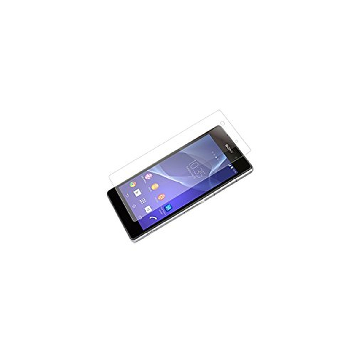 InvisibleShield Screen für Displayschutz Sony Xperia Z2