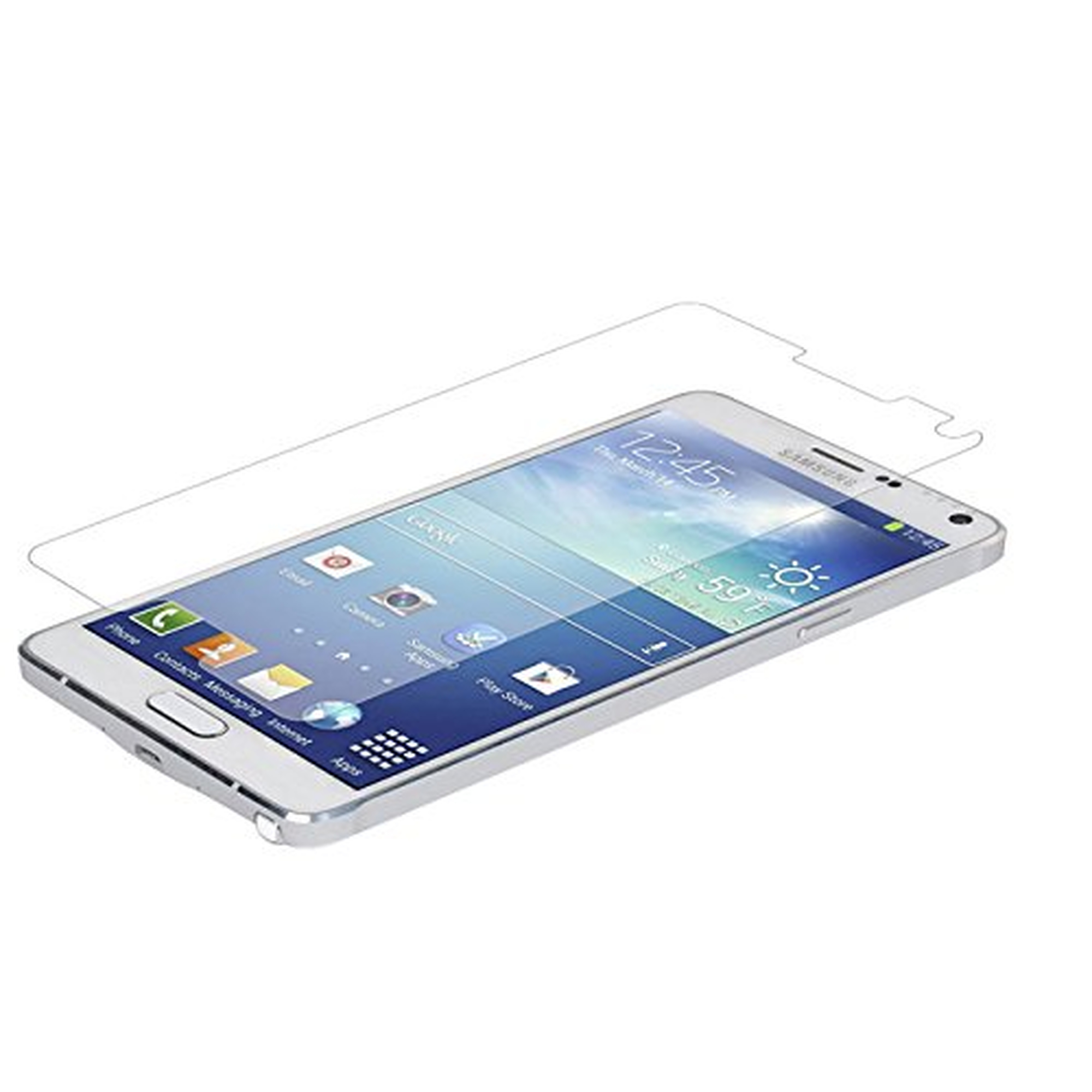 InvisibleShield Glass für Samsung Galaxy Note 4