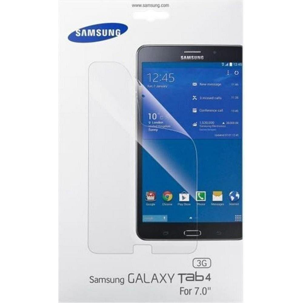 Samsung Displayschutz Galaxy Tab4