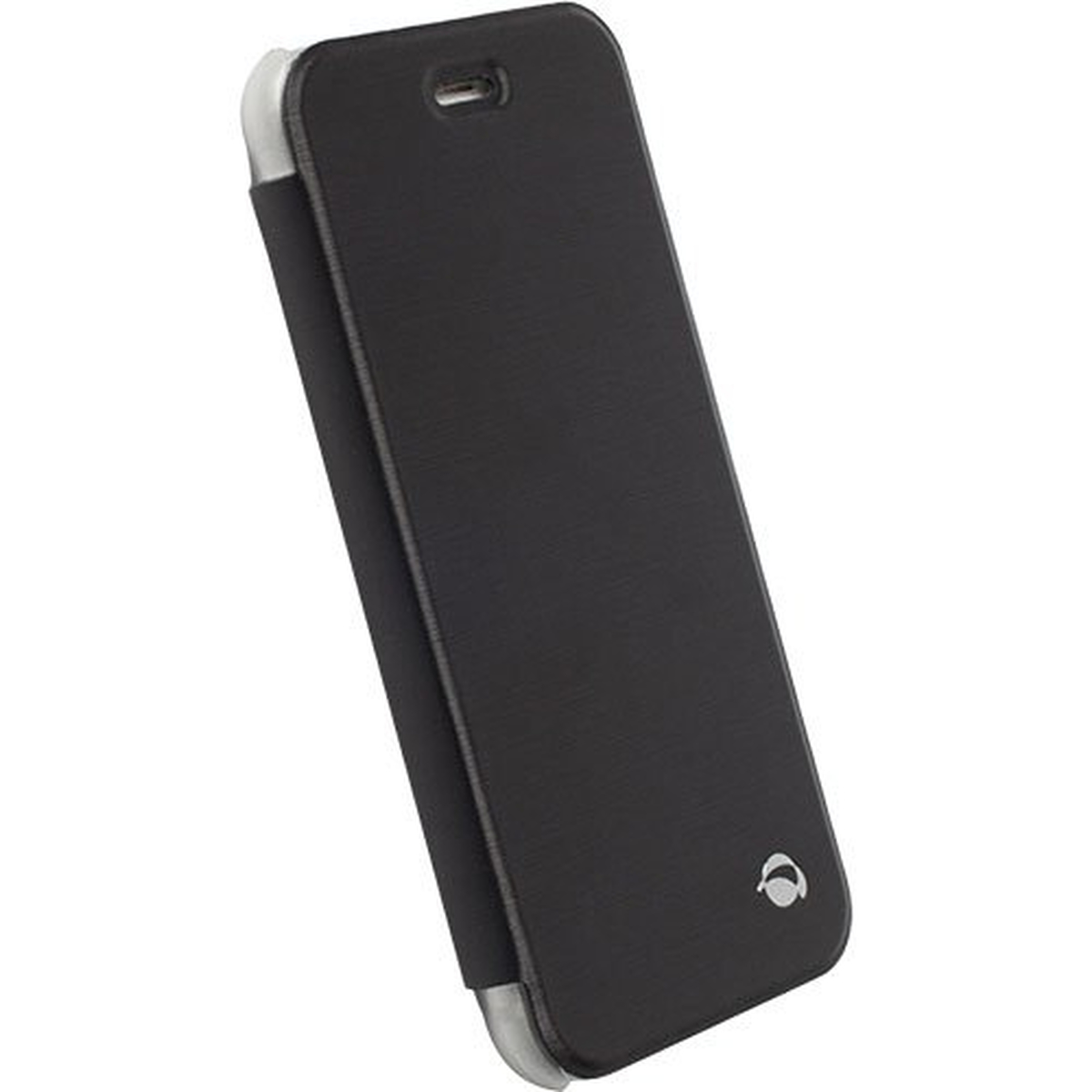 KRUSELL BookCover Boden für Apple iPhone 6 schwarz