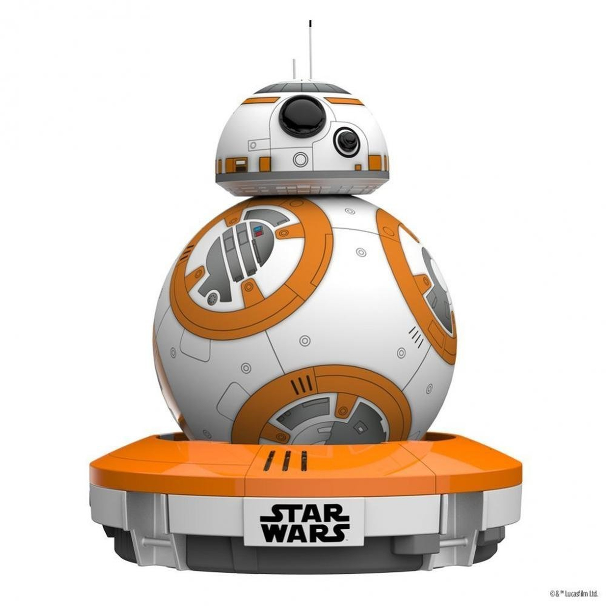 Orbotix Sphero BB-8 Droid Star Wars #gut