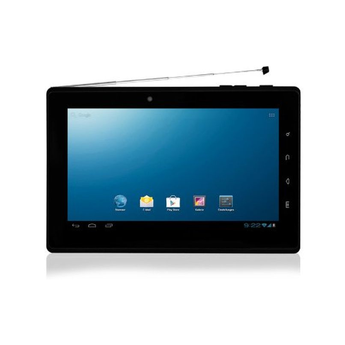 Blaupunkt Endeavour TV seven 7 Tablet PC Android DVB-T #gut