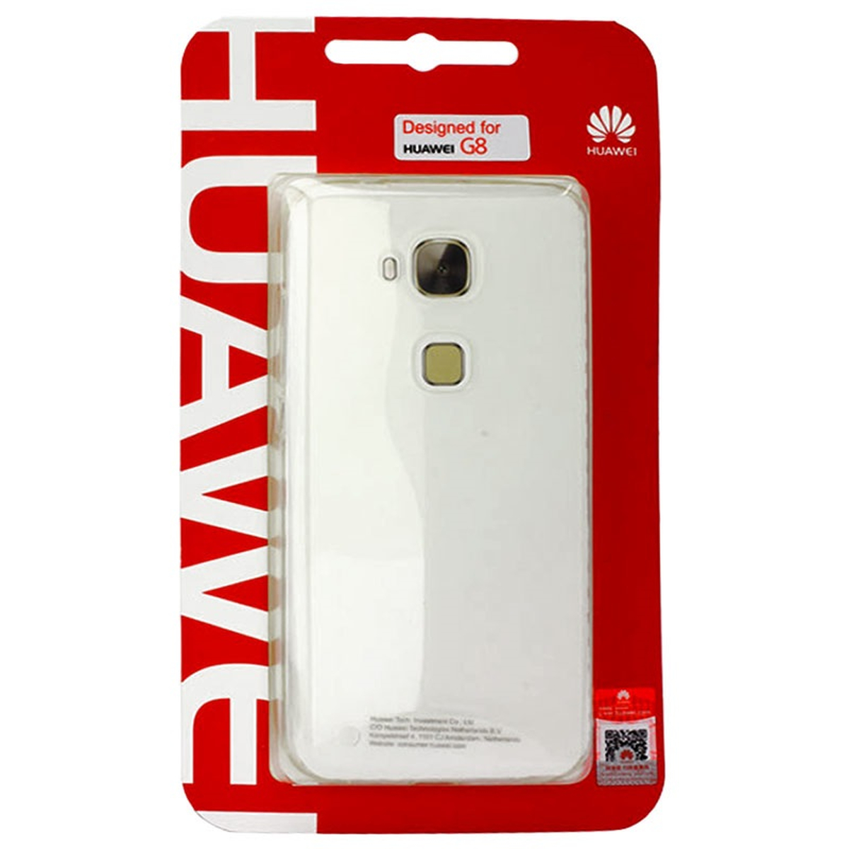 Huawei Original Faceplate G8 G8s TPU Back Cover