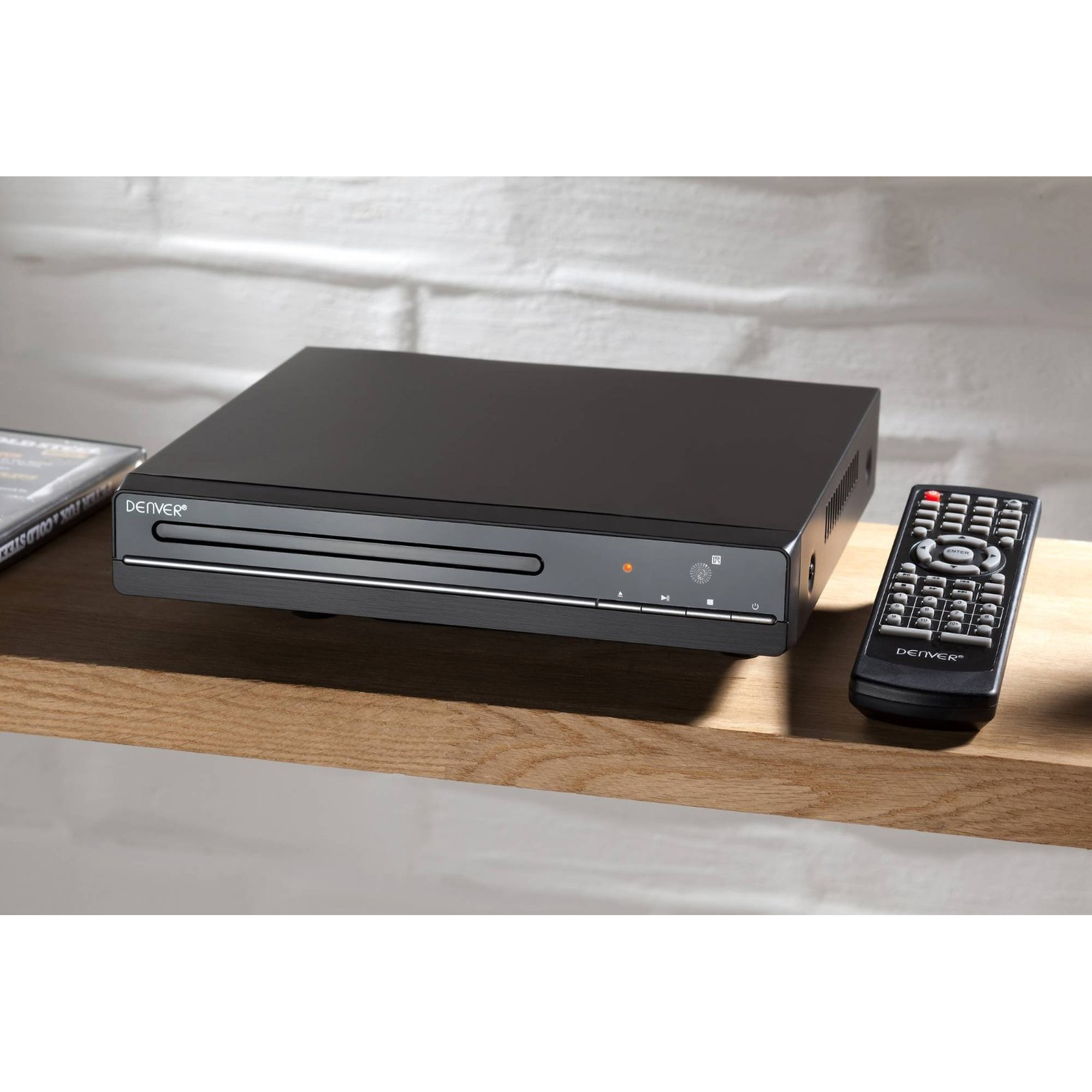 Denver 11314800 DVD Player (HDMI, 2-Kanal) #wieneu