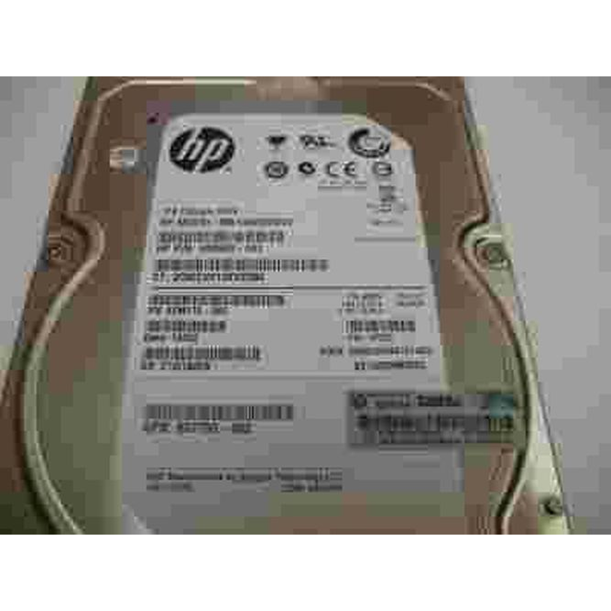 HP 1TB interne Festplatte MB1000GCWCV 7200rpm SATA #gut
