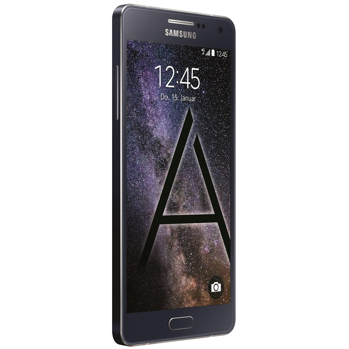 Samsung Galaxy A5 Smartphone midnight black #gut