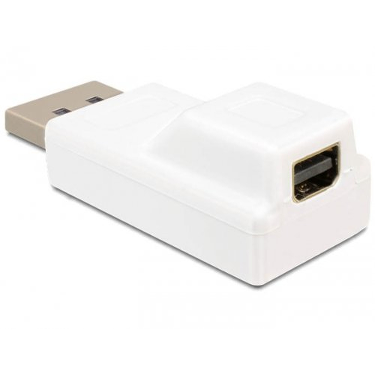 DeLOCK Adapter Displayport 1.2 Stecker > Displayport mini Bu