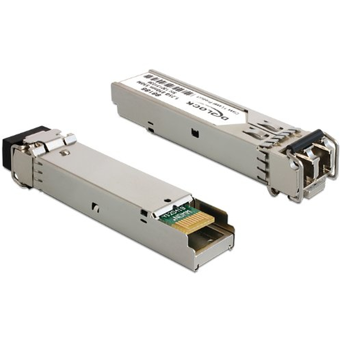 DeLOCK SFP-Modul 1000Base-SX MM 850 nm
