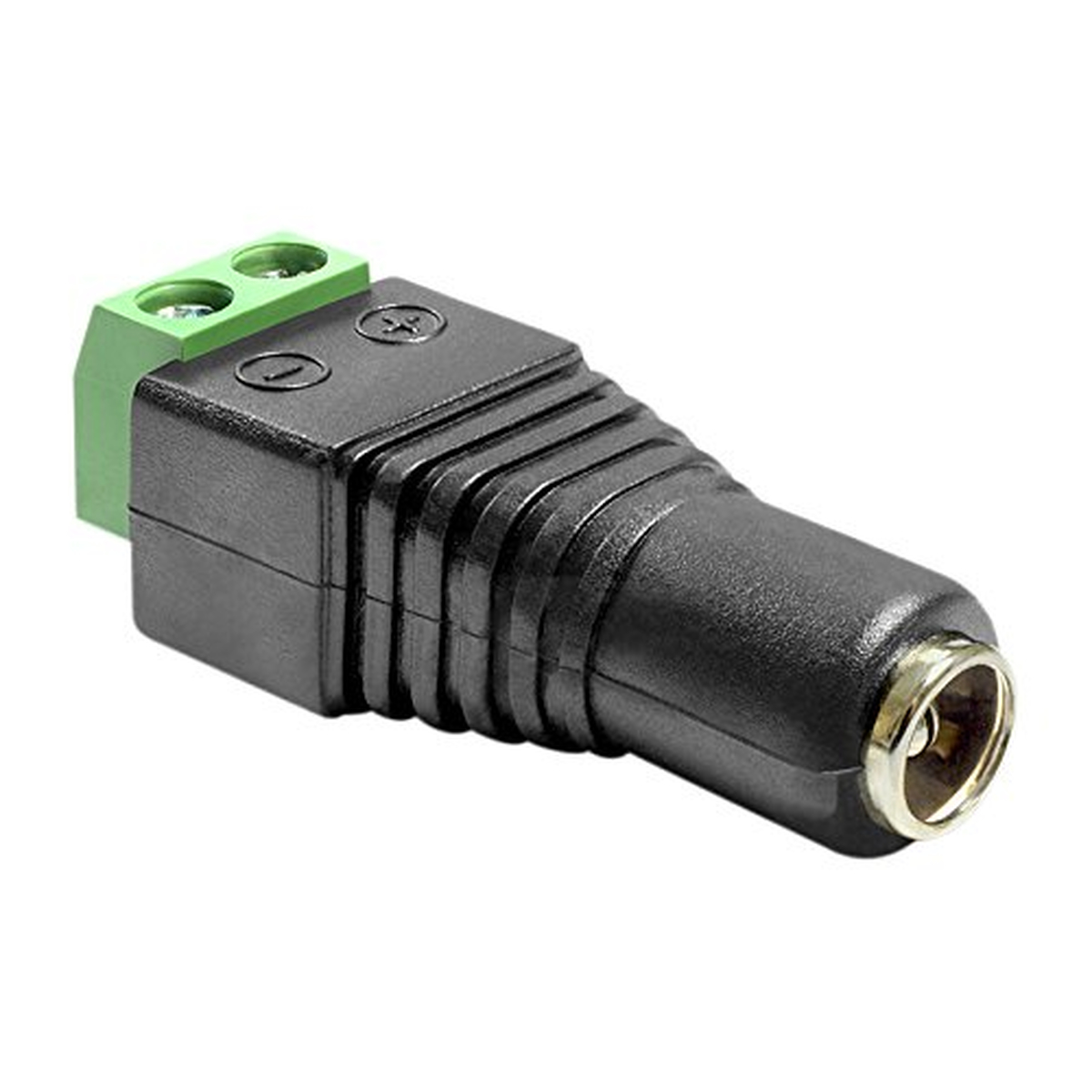 DeLOCK Adapter Terminalblock > DC 2,5 x 5,5 mm