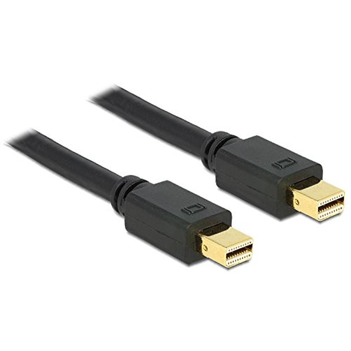 DeLOCK Kabel mini DisplayPort St > 2,0 m schwarz