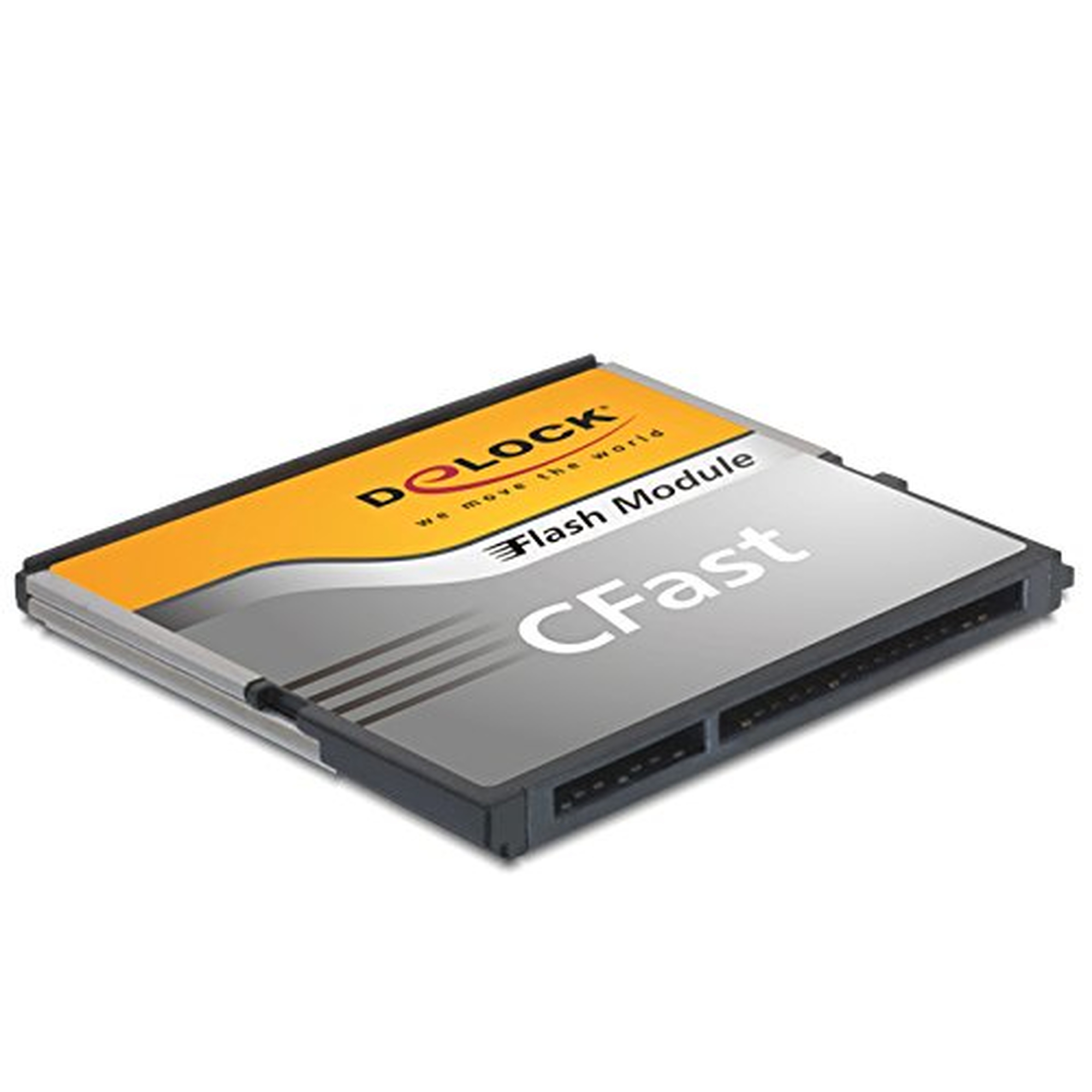 DeLOCK SP CFast-Card SATA 6 Gb/s 32GB