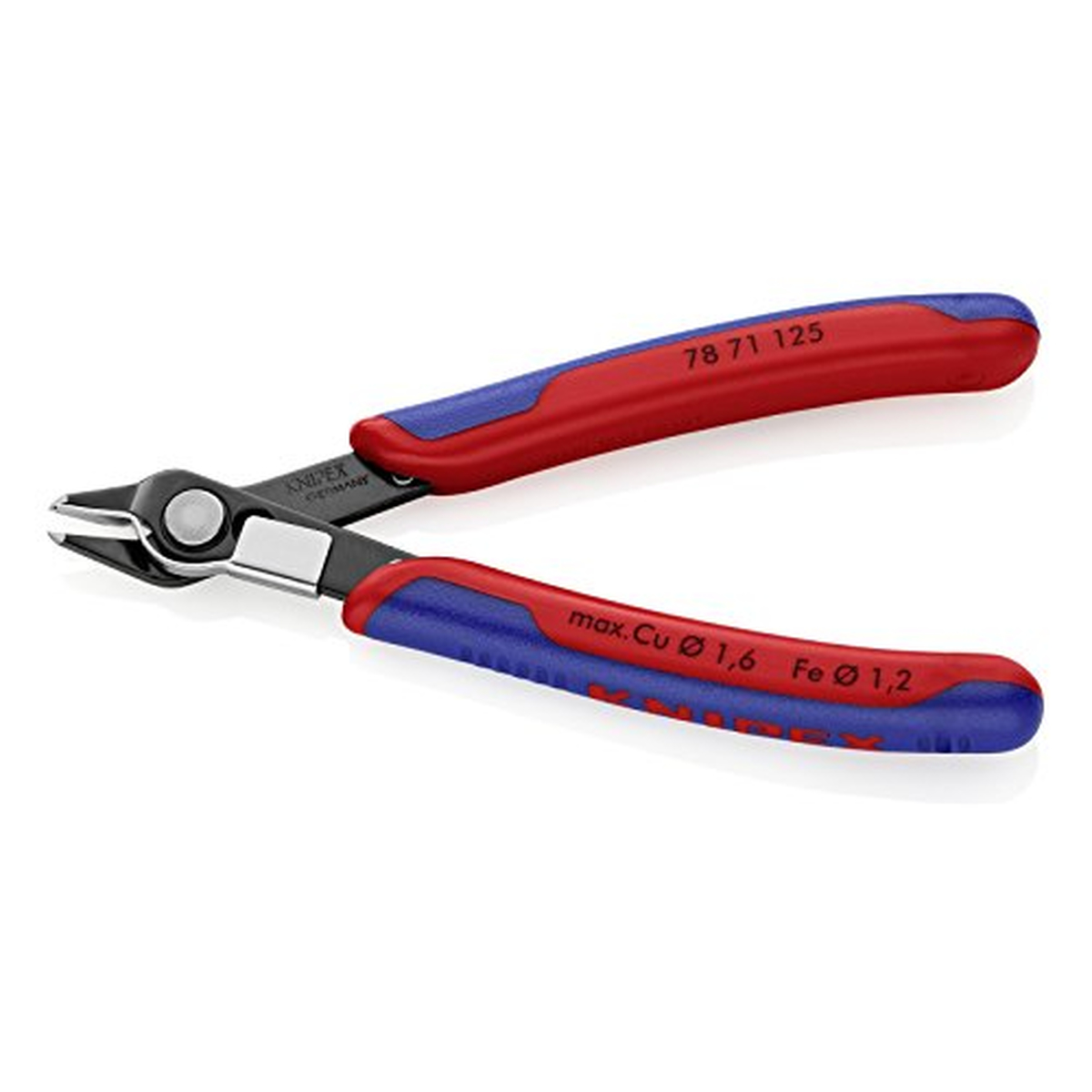 KNIPEX Electronic-Super-Knips� 125 mm, 78 71 125