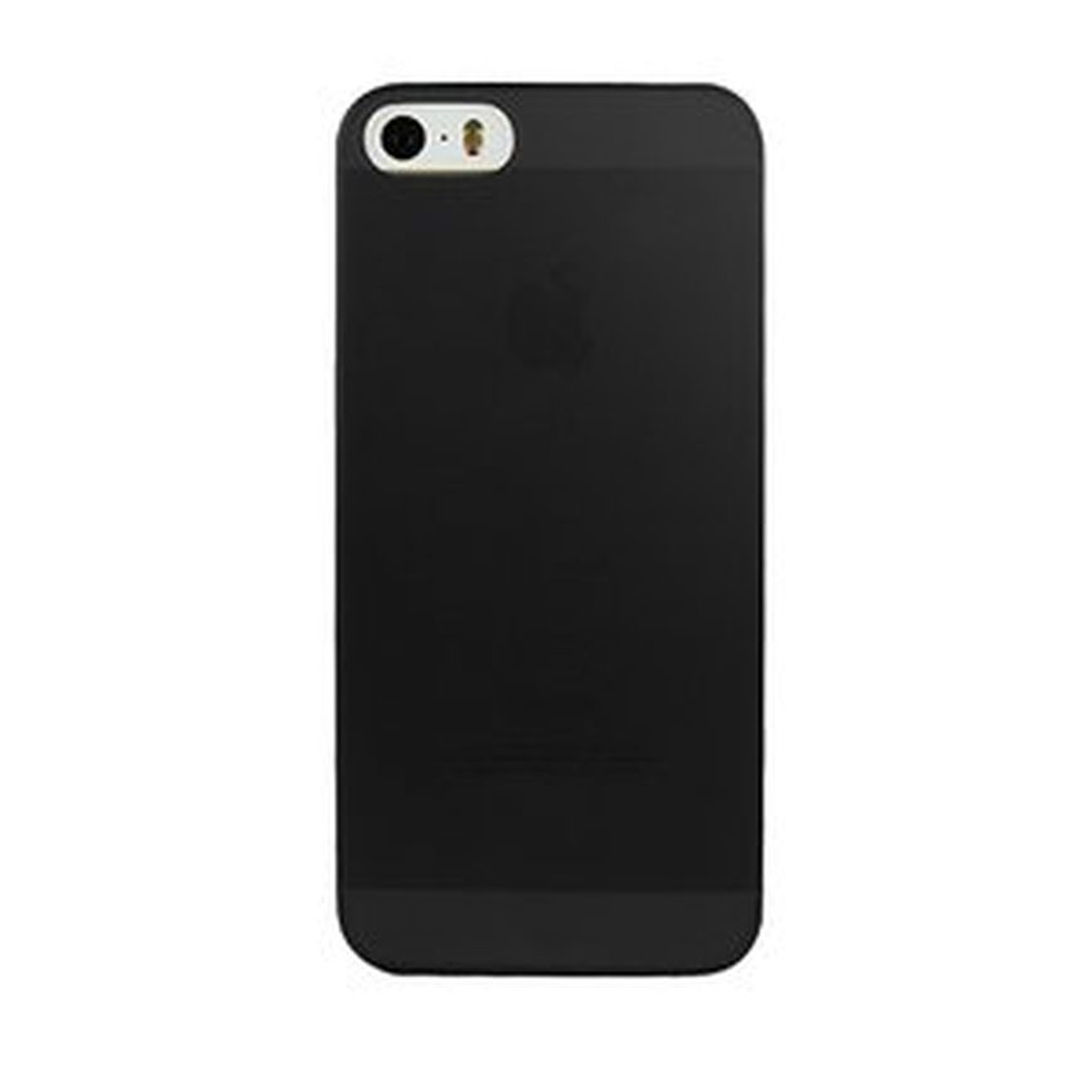 Optima Slim Cover Jelly Beans für Apple iPhone 5 / 5S schwarz