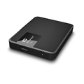 WD My Passport Ultra 1TB 2,5 USB3 (WDBGPU0010BBK) externe...