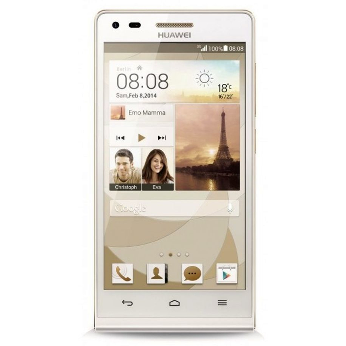 Huawei P7 mini 8GB LTE Android Smartphone