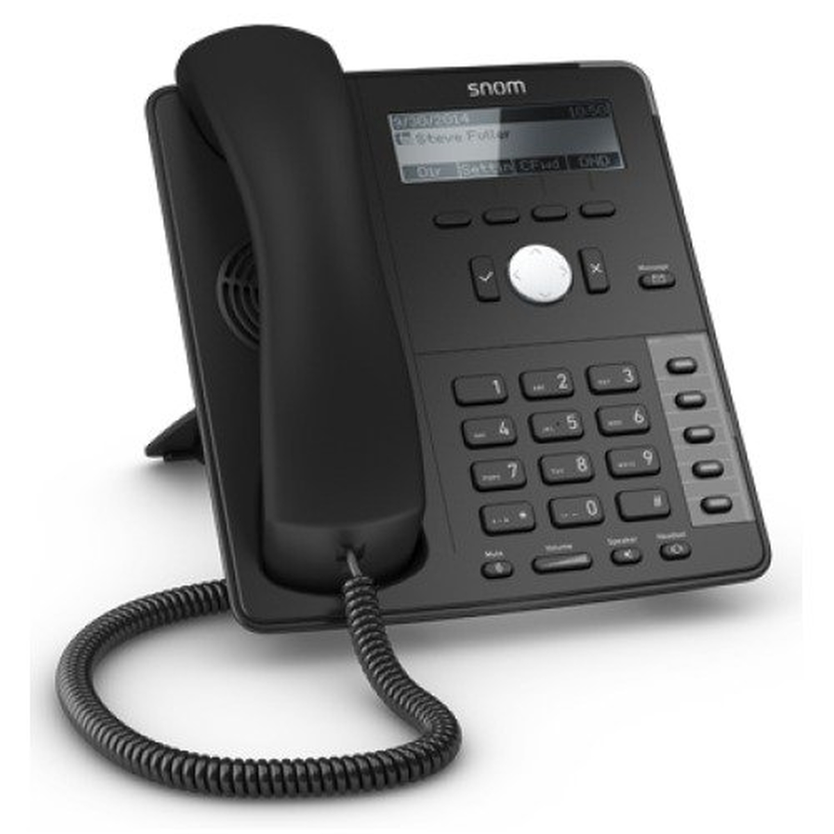 Snom D715 Business Phone Schwarz #wieneu