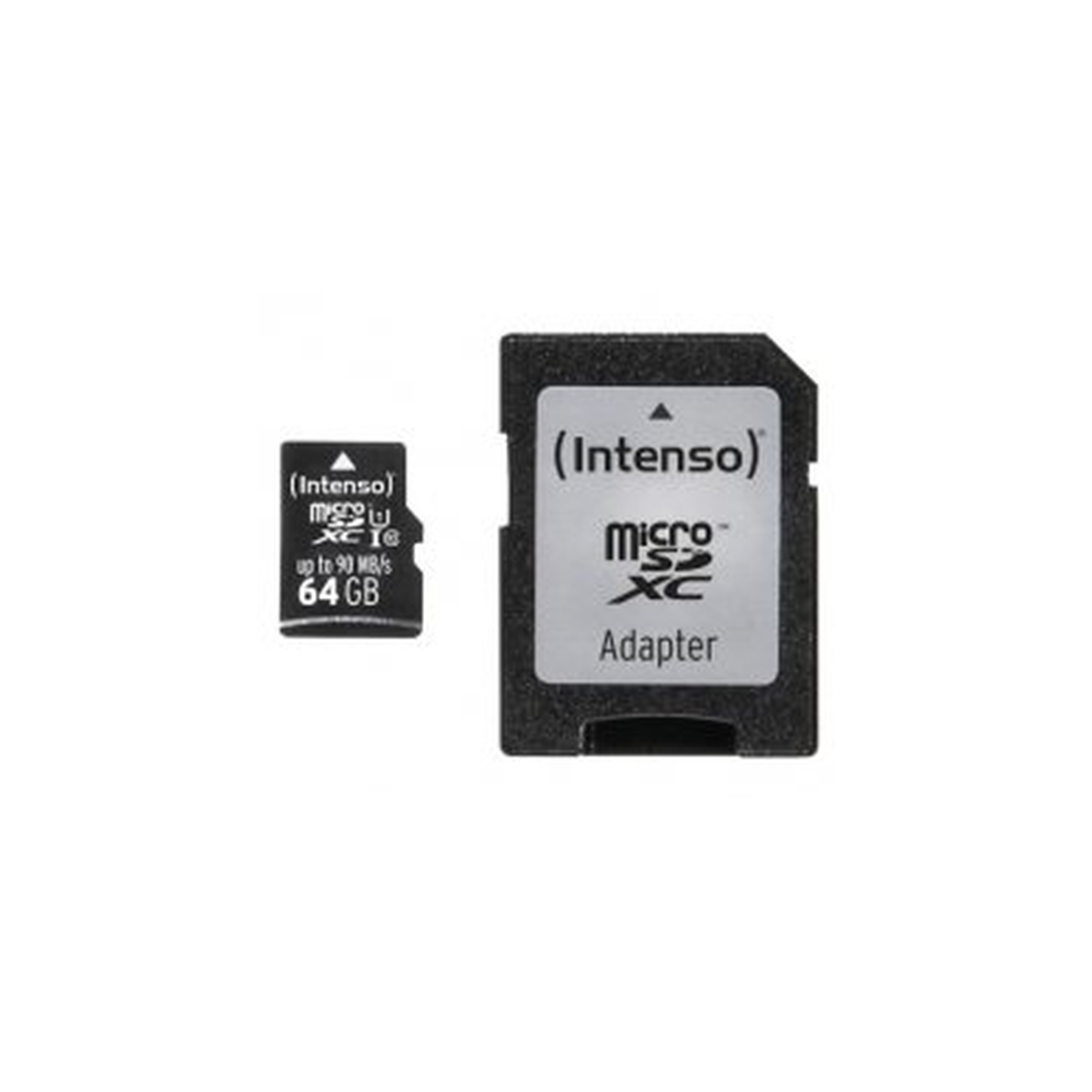 Intenso Secure Digital Card Micro SD UHS-I Professional...