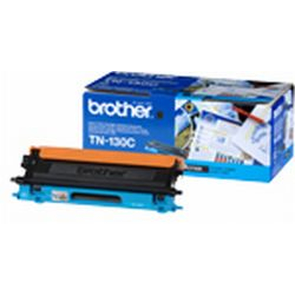 Brother Toner TN-130C Cyan (ca. 1500 Seiten)