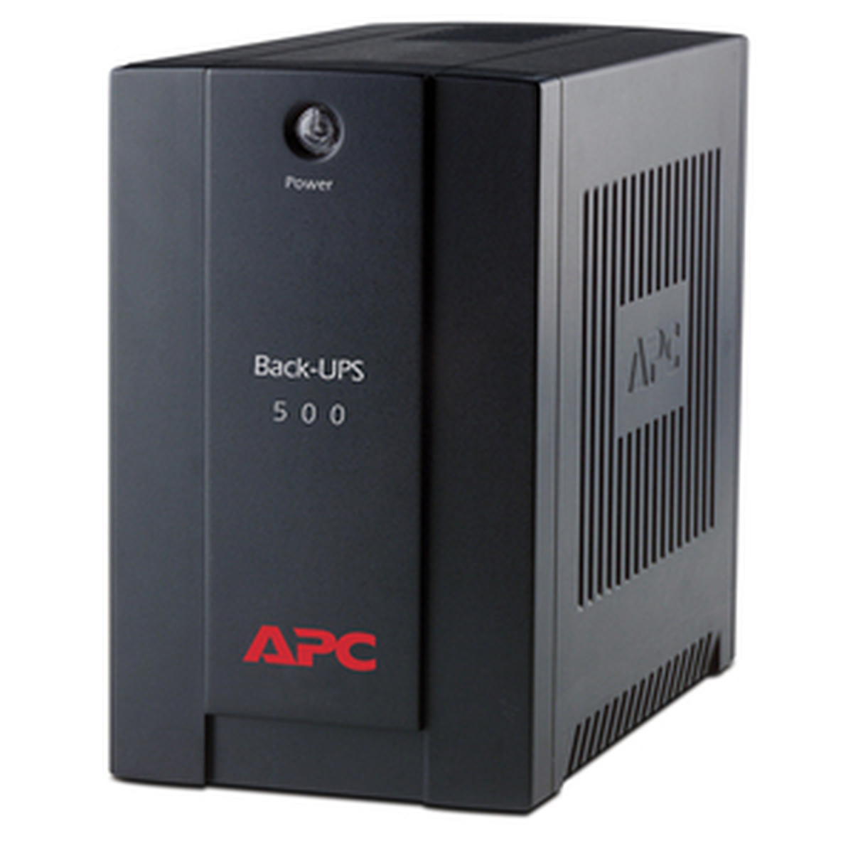 APC Back-UPS 500VA,AVR, IEC outlets, EU Medium