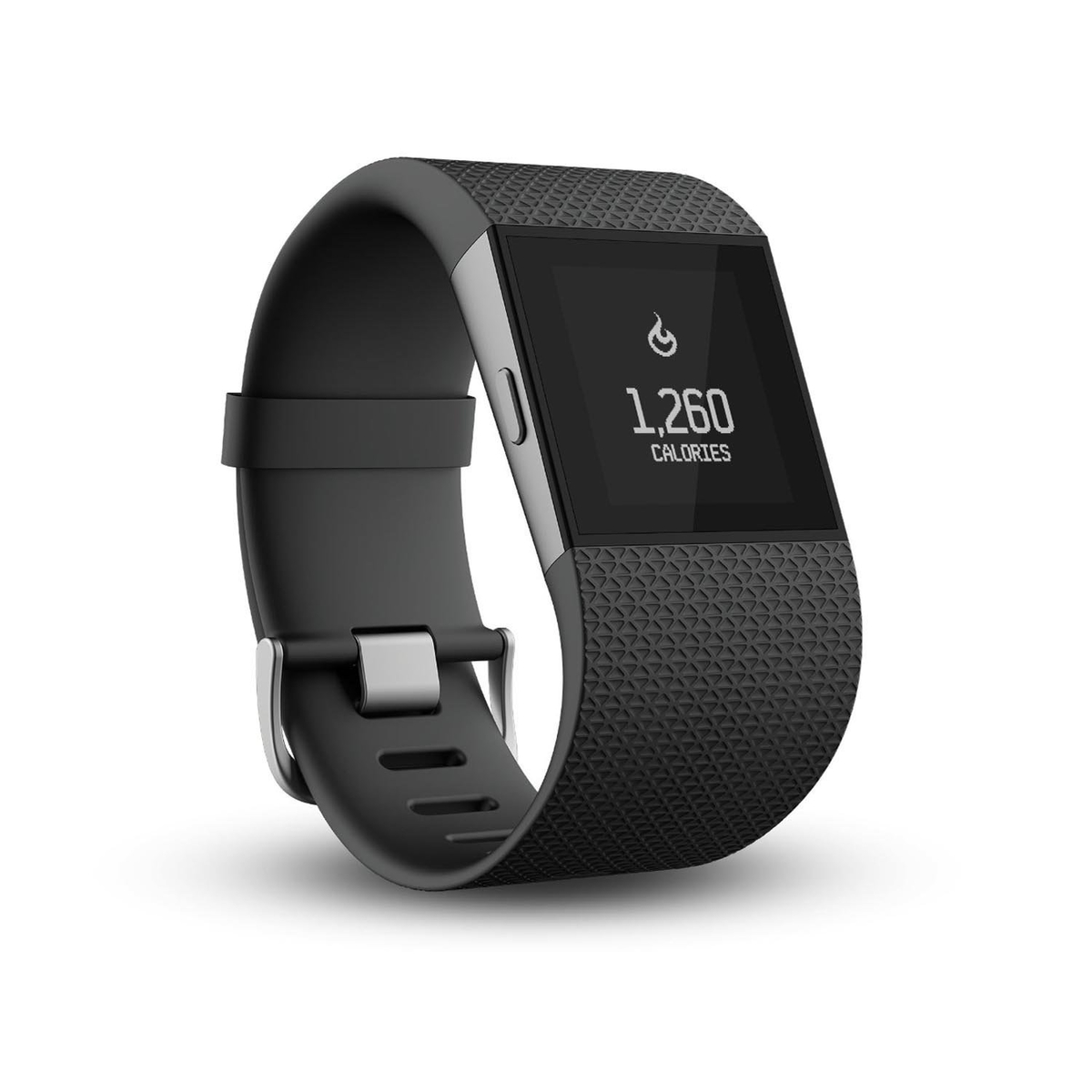 Fitbit Surge Fitness Super Watch (S) schwarz