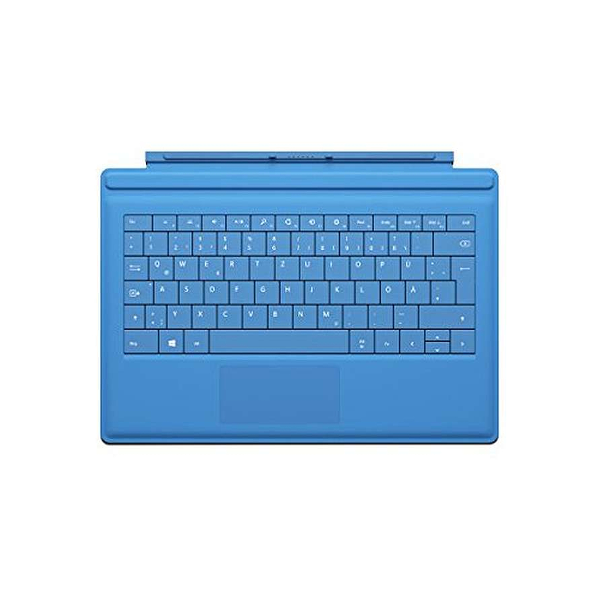 Microsoft Tastatur Surface TYPE Cover PRO 3 blau