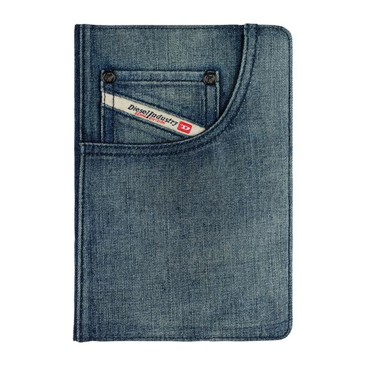 Diesel Booklet Case Denim für Apple iPad Mini in Blau